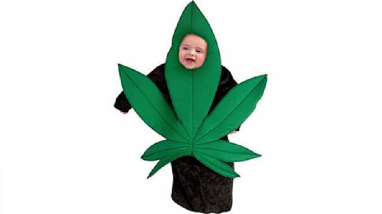 Niemowlęta u ktorych wykryto marihuane miały niższy wskaźnik smiertelnosci niż dzieci u ktorych nie wykryto zadnych narkotykow