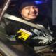 zjarany marihuana mezczyzna drwi sobie podczas policyjnego poscigu