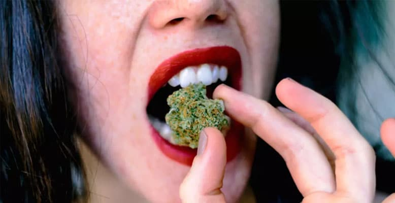 9 zdrowych sposobów konsumpcji marihuany