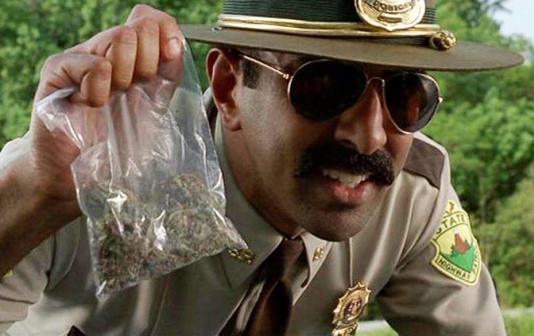 Policja w Vancouver może używać marihuany po służbie