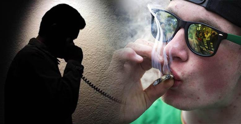 Kanadyjska policja przypomina, że marihuana jest legalna