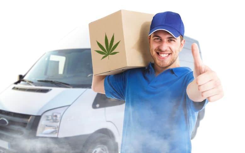 Dostawy Marihuany będą możliwe w całej Kalifornii