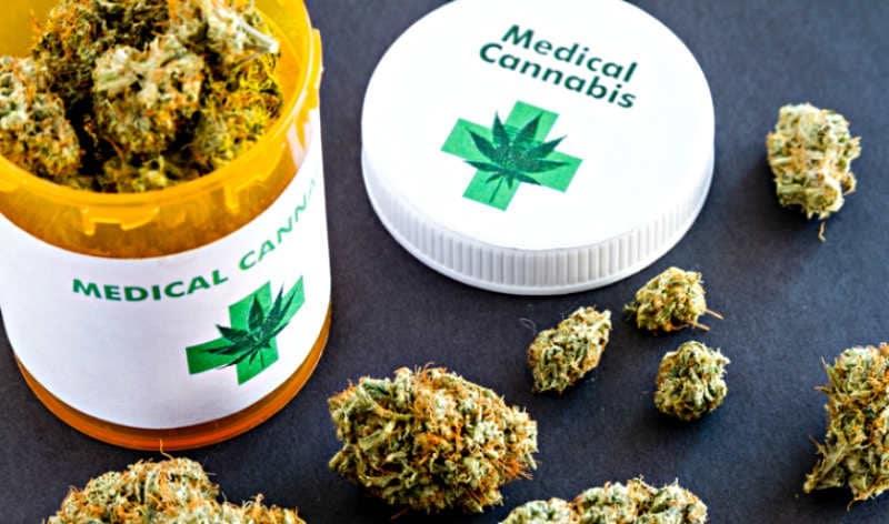 Medyczna marihuana w aptekach