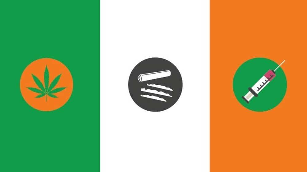 Irlandia częściowo dekryminalizuje posiadanie narkotyków
