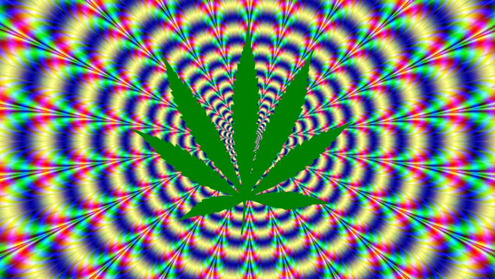 Halucynacje po marihuanie - czy to możliwe?