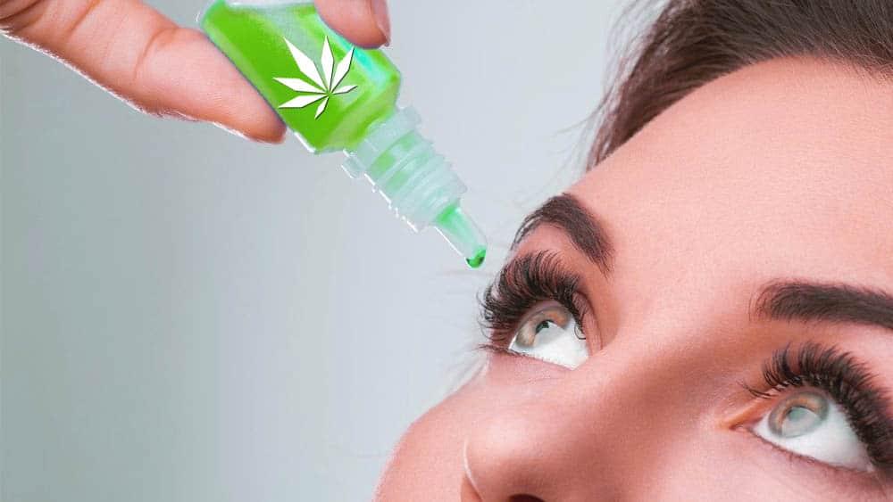 Krople do oczu z THC mają pomóc w leczeniu jaskry