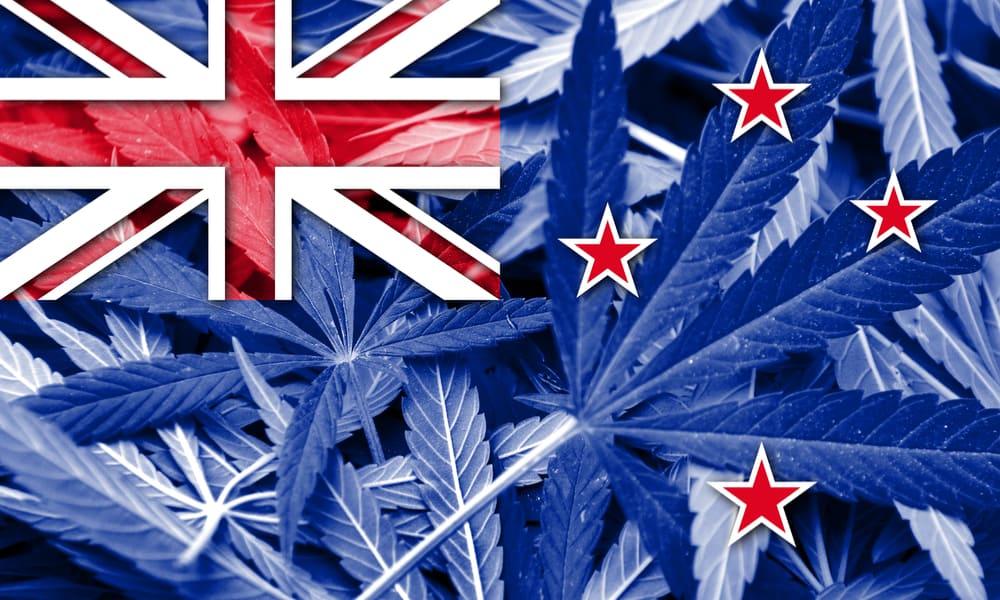 Nowa Zelandia ogłasza projekt legalizacji marihuany