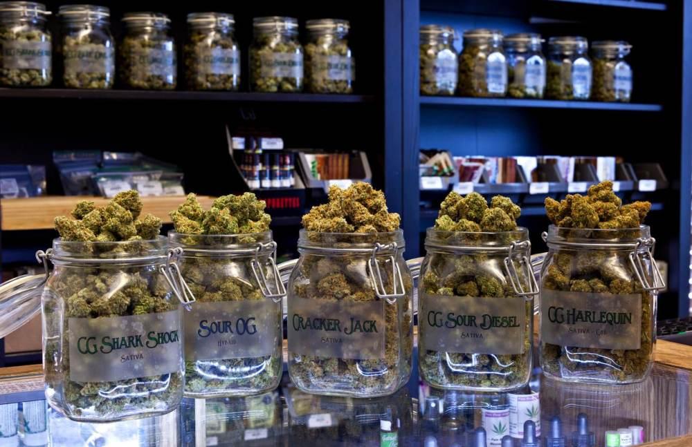 Sklepy z marihuaną w Los Angeles zostaną otwarte pomimo koronawirusa