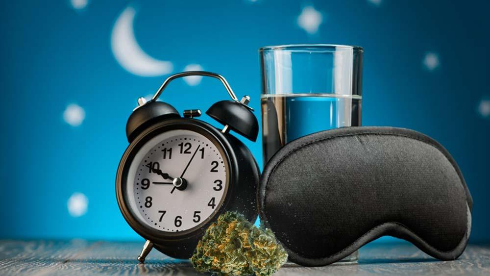 Używanie marihuany w okresie dorastania a problem z bezsennością