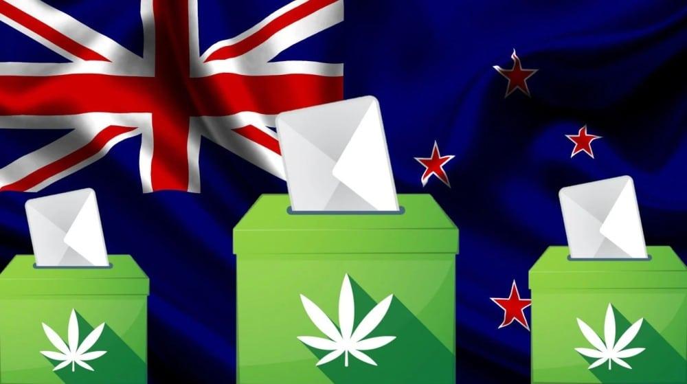 We Wrześniu mieszkańcy Nowej Zelandii wezmą udział w referendum ws. legalizacji marihuany